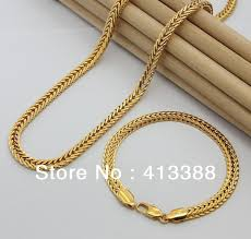 new arrival fashion style gold plated alloy snake shape set698 new arrivals high quality 6mm snake chain necklaces