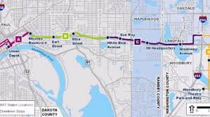 3m Center Map Gold Line Gets Green Light From Oakdale Woodbury Woodbury Bulletin