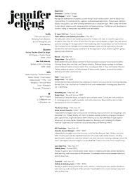 sample designer resume web graphic designer sample creative resume