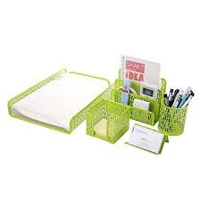 Paper Desk Organizer Desk Organizer Proffesional Office Set Office Supplies Accessories