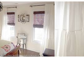 White Cotton Curtains Cotton Curtains Handmade Curtains Polished Cotton Curtains