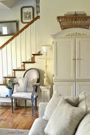 Stairway Wall Ideas by Faded Charm Stairway Wall