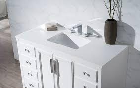 stufurhome emily 49 inch single sink bathroom vanity stufurhome