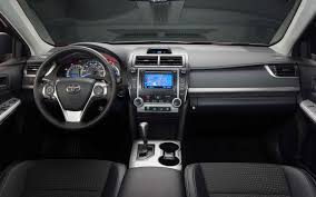 toyota harrier 2016 interior the 2012 toyota camry from a sonata owner u0027s perspective