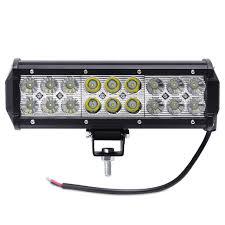 12v led light bar 1pcs led 54w spot flood led light bar 12v led work light 54w led