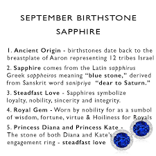 breastplate stones 12 tribes 5 things your need to about sapphire september s birthstone