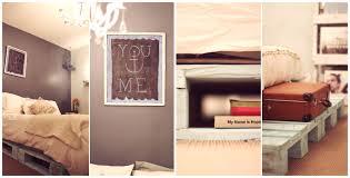 Diy Bed Frame Bedroom Diy Bed Frame Pallet Bamboo Alarm Clocks Table Lamps Diy