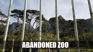 abandoned zoo abandoned places in south africa youtube