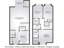Bathroom And Walk In Closet Floor Plans Apartment Floor Plans U0026 Pricing U2013 Chapins Landing In Pensacola Fl