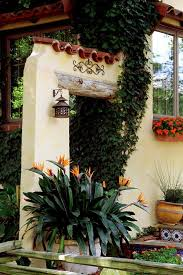 Mexican Patio Decor 115 Best Mexican Courtyards U0026 Patios Images On Pinterest