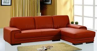 orange leather sectional sofa orange leather upholstery stylish sectional sofa