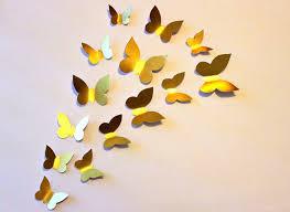 beautiful butterfly wall decor ideas home designs insight