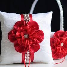 wedding pillows 2261 best wedding baskets pillows images on flower