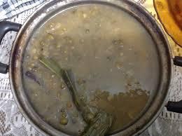 cara membuat bubur kacang ijo empuk resep bubur kacang hijau empuk rosegevariel