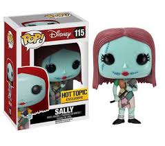 the nightmare before pop vinyl figurine 115 sally