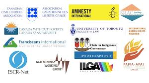 international organizations for human rights joint statement canada must take action on the united nations