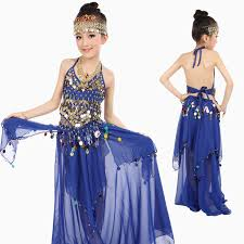Baju Anak India baju anak anak tari perut anak mengatur gadis perempuan kostum