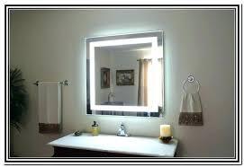 lighted vanity mirror wall mount zadro makeup mirror lighted makeup mirror wall mount battery