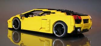 lego lamborghini car lamborghini the lego car