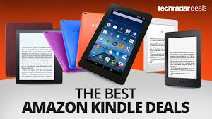 the best kindle deals on black friday 2017 techradar