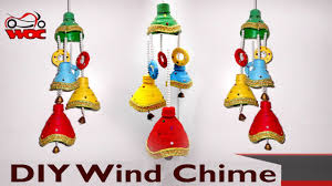 diy wind chime how to make wind chimes out of plastic bottle