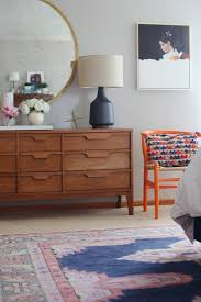 mcm home blogger home tour mid century modern home decor interior design