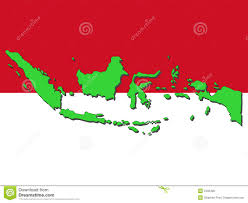 Indonesian Flag Animation Indonesia Clipart Indonesia Map Clipart Pencil And In Color