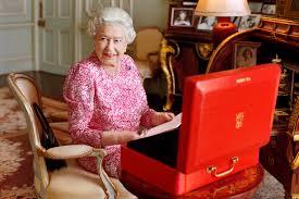 queen elizabeth ii celebuzz