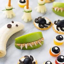 Easy Healthy Halloween Snack Ideas Cute Halloween Fruit And 10 Best Halloween Images On Pinterest Costumes Halloween Ideas