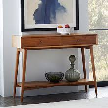 Entry Table Ls Contemporary Console Tables West Elm