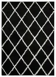 Area Rug Black And White Black And White Rugs Electricnest Info