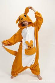 Hamster Halloween Costume Kangaroo Pajamas Anime Pyjamas Cosplay Costume Unisex Onesie