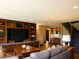 media rooms home bar flatscreen tv niche awesome media rooms