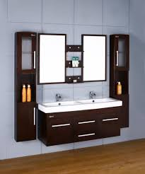 bathroom exciting white ikea bathroom vanity with two drawers and