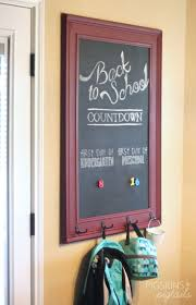 Kitchen Chalkboard Ideas by 17 Best Home Wall Organizers Images On Pinterest Home