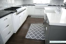 Grey And White Kitchen Rugs And Grey Kitchen Rugs Rugs Design