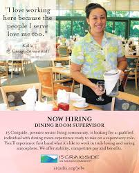 dining room supervisor what does a dining room manager do with