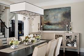 Transitional Dining Rooms Glamorgan Way Transitional Dining Room Toronto By Pizzale