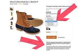 s bean boots sale 3 ways to buy l l bean boots while they re on indefinite backorder