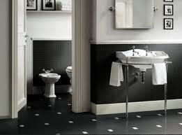 bathroom black white bathroom i heart naptime 4 740x1110 black