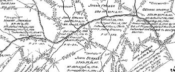 map of berks county pa berks county warrantee atlas