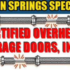 Houston Overhead Garage Door Company by Certified Overhead Garage Doors Get Quote Garage Door Services