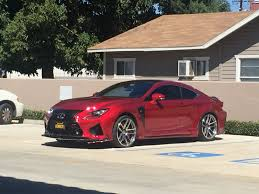 lexus rcf body kit for sale ca wtb rowen cf frp or other front lip for lexus rcf clublexus