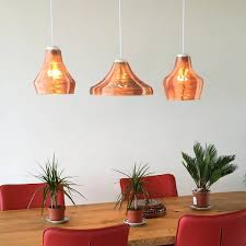 another happy customer of the copper lamps pendant light