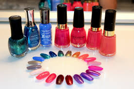 luhivy u0027s favorite things favorite nail polish shades for summer
