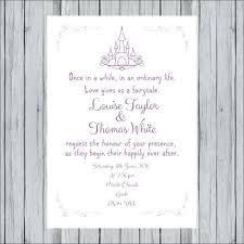 fairytale wedding invitations fairy tale wedding invitations and fairytale wedding