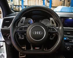 audi a4 paddle shifters agency power paddle shifter extensions tungsten audi s and rs