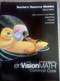 Envision Math Worksheets Amazon Com Teacher U0027s Resource Masters Geometry Grade 3