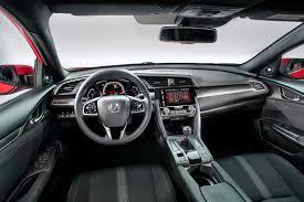 2017 honda civic hatchback interior coupe carmodel pinterest