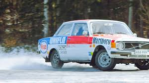 volvo race car i drove the perfect car this 1970s volvo rally legend